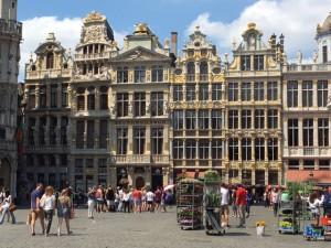 Grand Palace Belgija midijos
